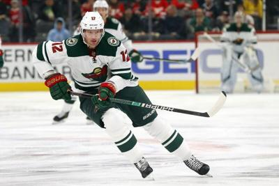Sabres acquire Eric Staal,send Johansson to Wild