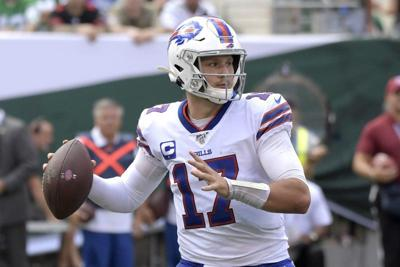Allen back as Bills, Titans ready for battle
