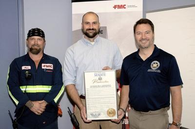 FMC marking 75 years in Middleport