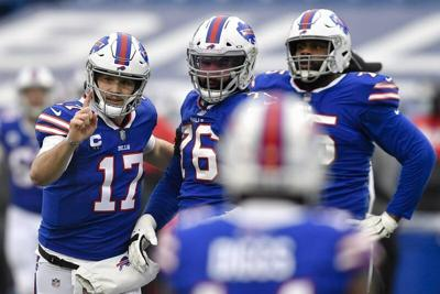 Bills riding momentum in preparing to face Colts in playoffs
