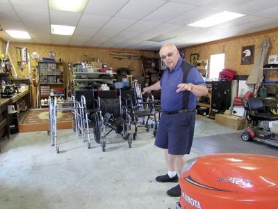 Lyndonville loan closetneeds a new overseer