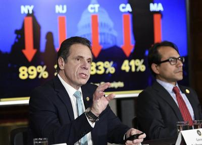 Cuomo's bail plan complicates budget talks