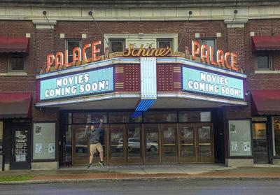 Palace Theater to open for movies next month