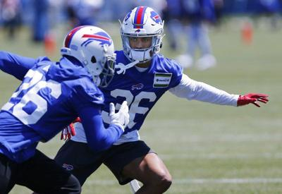 Kevin Johnson gets warm welcome in fresh start with Bills