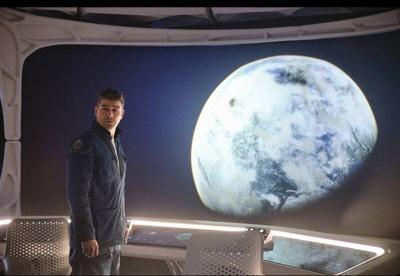 CALLERI: On this Earth, hope has to arrive from outer space