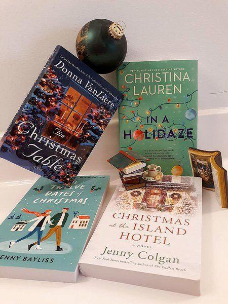 BOOK NOOK: Christmas romances light a holiday fire