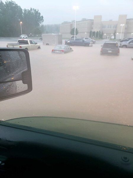 AFTER THE DELUGE: Town super: Sometimes you just can't outsmart nature
