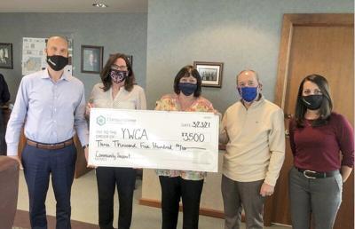 YWCA receives a Cornerstone nonprofit gift
