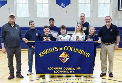 Local youths among DeSales free-throw champions