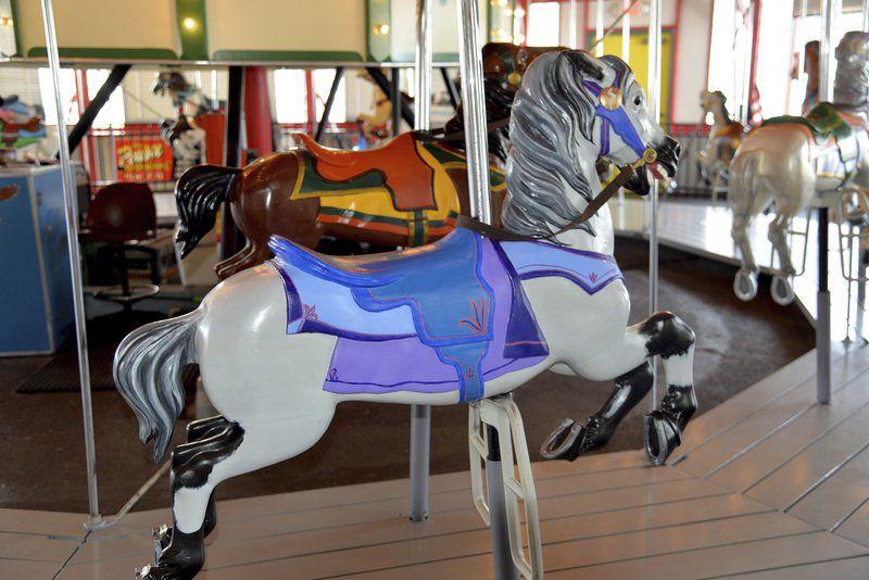 Olcott Beach Carousel Park set to open for season