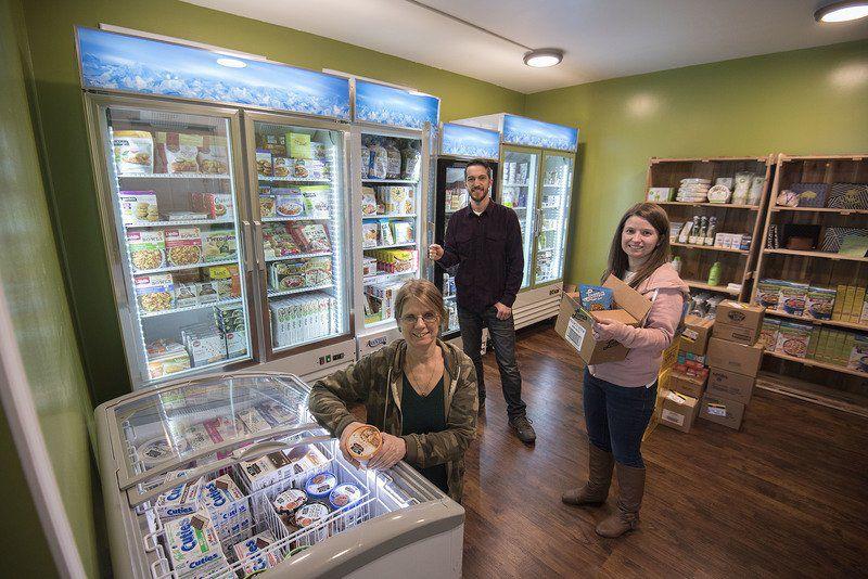 Vegan grocery store opens inNorth Tonawanda