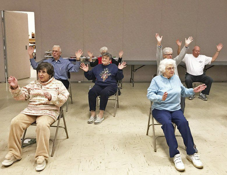 From the United Way: Funding a boost for Dale Association's Senior Centre