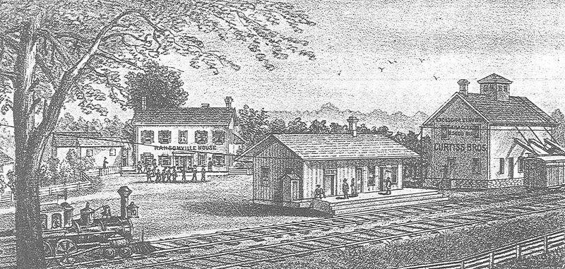 NIAGARA DISCOVERIES: RW&O Railroad in Niagara County