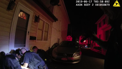 Video sheds light on Hodge's fatal encounter with Lockport police