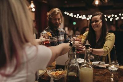 With a nudge from the young and sober, mocktails taking hold