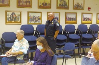 Pendleton approves contractfor deputy