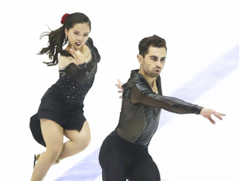 Cornerstone dance pair headed to Austria