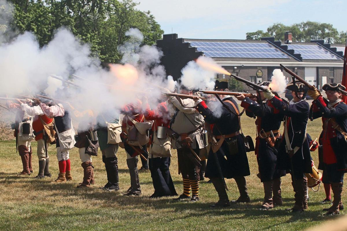 210703 French & Indian encampment 1