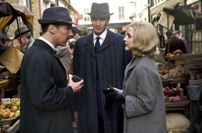 CALLERI: It's spy helping spy in new Cold War-era thriller