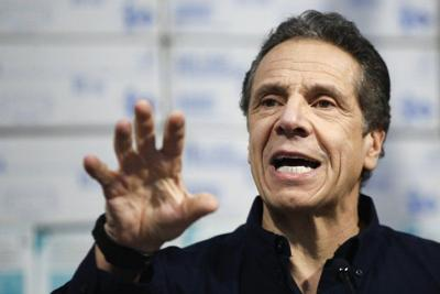 Cuomo blasts $2.2T federal relief bill as too little