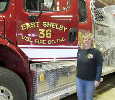 Orleans County gets its first female fire chief