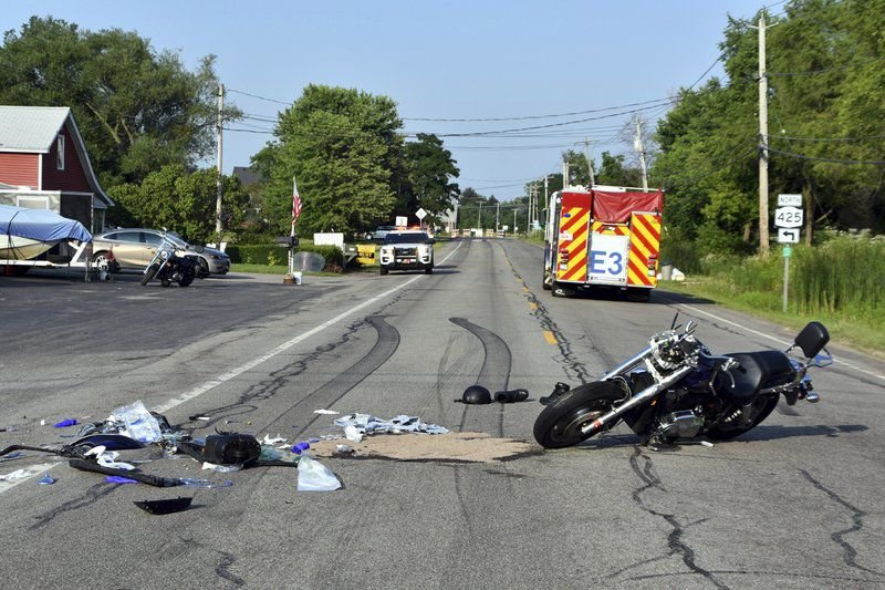 Lockport Man Killed In Motorcycle Accident In Cambria Local News