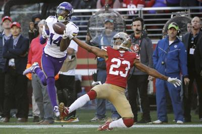 Bills to land WR Diggs in trade with Vikings