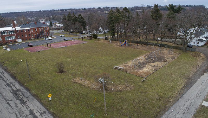 Village sets date to break ground on all-inclusive playground