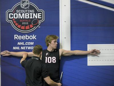 NHL extends Buffalo's agreement to host combine through 2022