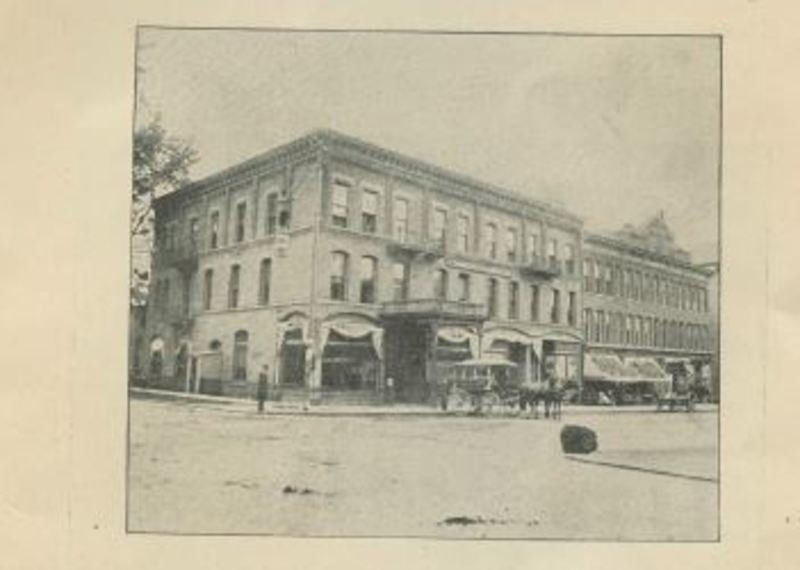 Niagara Discoveries Commercial Hotel Was Once One Of Lockport S