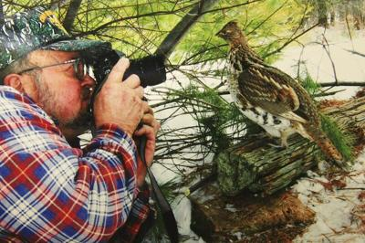 THE GREAT OUTDOORS: A wild adventure with a tame grouse