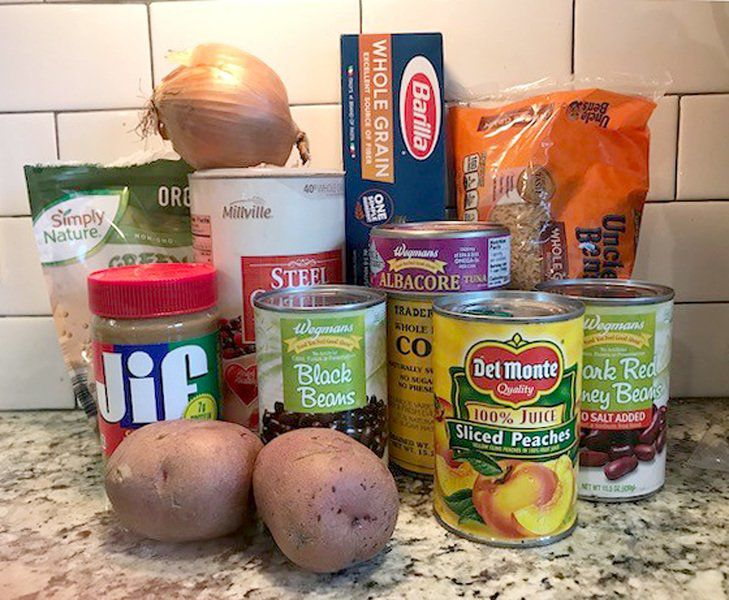 NIAGARA EATS: A pantry cooking primer