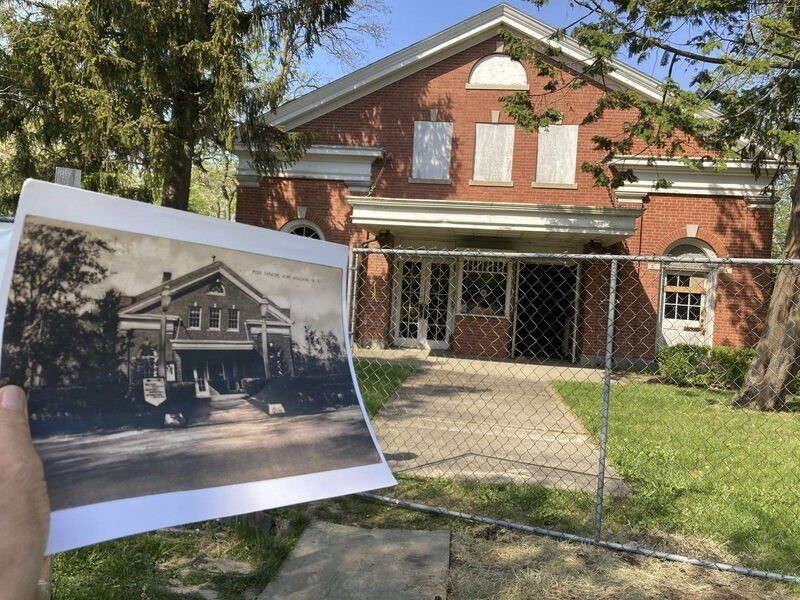 Saving the Post Theater at Fort Niagara State Park