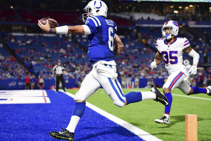 Singletary shines as Bills beat Colts
