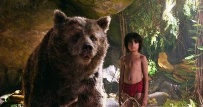 Jungle Book' rules box office again