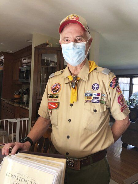 A local scouting historian