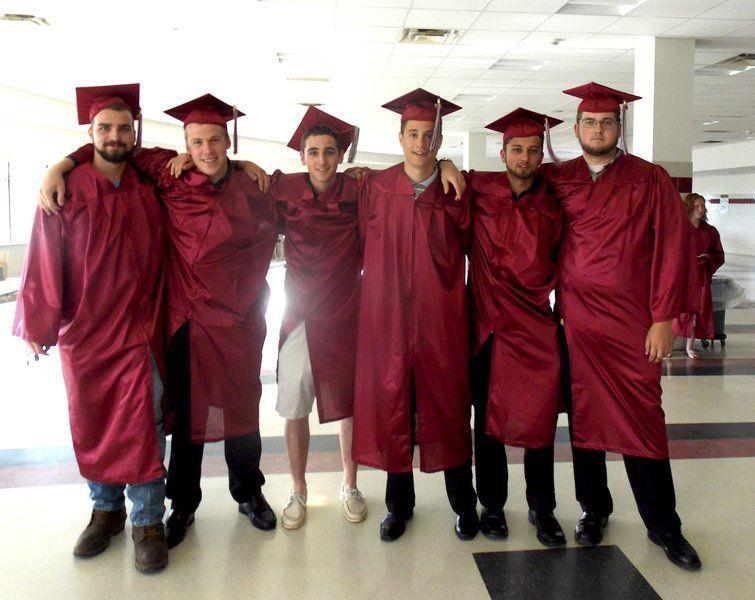 Check out the US&J's graduation photos