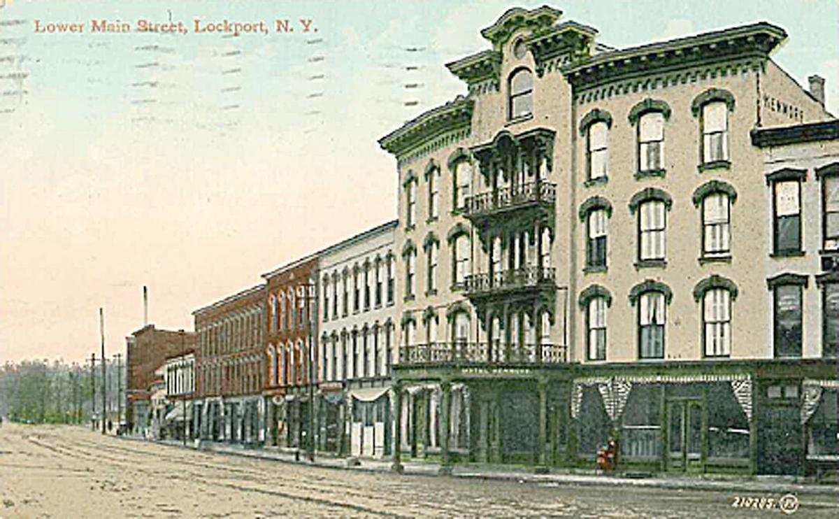 ABANDONED HISTORY: An early speech school in Lockport