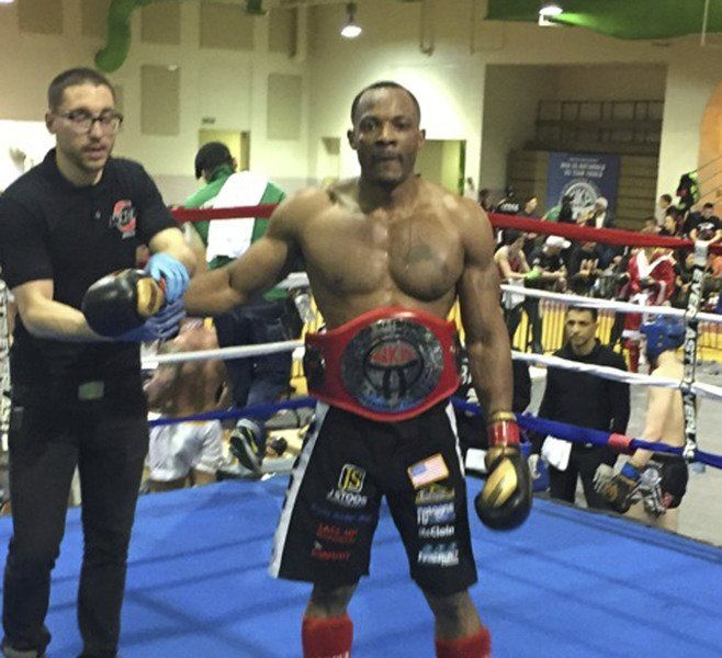 Joe Taylor is taking the national ring by storm | Sports