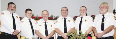 Hartland Volunteer Fire Company holds installation dinner