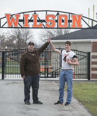 Wilson's Faery named GNN Sports Football Player of the Year