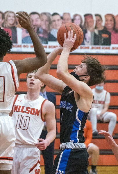 Newfane boys basketball handles Wilson in N-O action