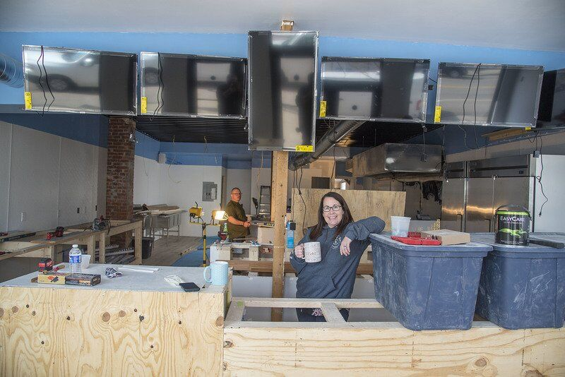 Breaking with chains: One-of-a-kind Coffee Bar at Newfane opening soon