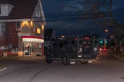 Searching for motives in Falls' latest shooting