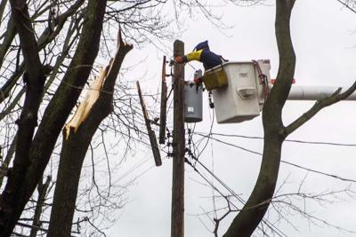 Power outages caused by high winds prompt school closures