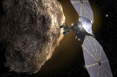 Lucy in the sky: Spacecraft will visit 8 asteroids