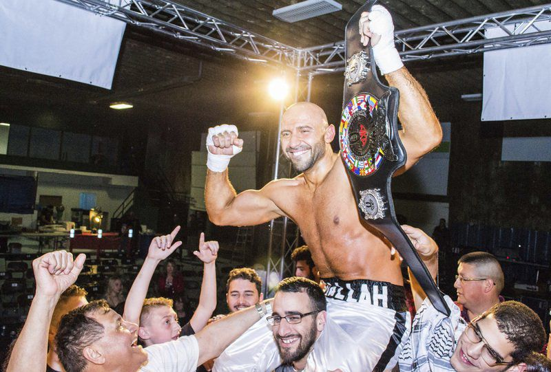 Abdallahs World Title Usj Sports Story Of The Year Local Sports
