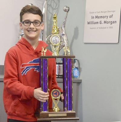 Belknap student's an undefeated NY chess champ