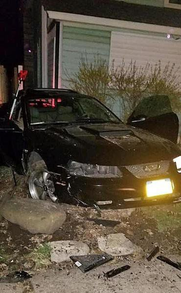 Driver in April crash hit with DWI charges