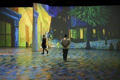 Beyond Van Gogh opening soon in Williamsville